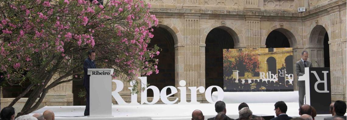Gala Ribeiro. Escenario