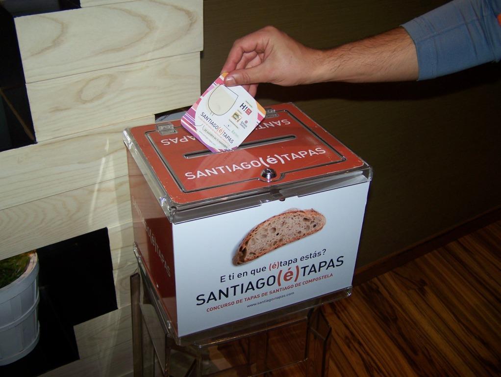 Santiago(é)tapas2