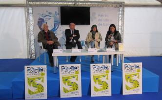 evento feiras do libro en Galicia