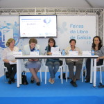 Feria del libro en Galicia