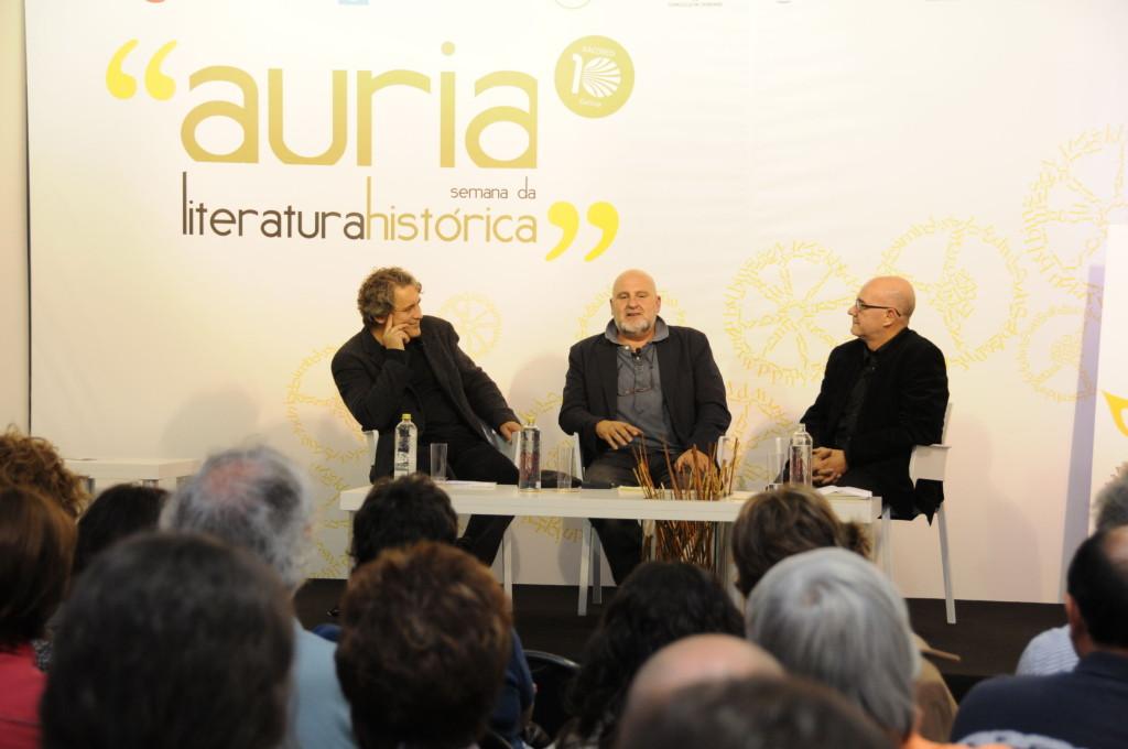 auria semana de literatura histórica en Ourense manuel rivas antón reixa