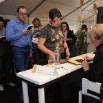 Alberto Vázquez-Figueroa en Auria Semana da Literatura Histórica. Evento en Ourense
