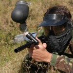 Paintball. Parque Diver Lanhoso