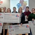 concurso de tapas de Santiago de Compostela