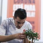 cocinero en Fórum Gastronómico
