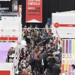 Feria comercial del evento Fórum Gastronómico de A Coruña