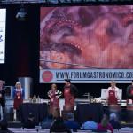 concurso de pulpeiros en Fórum Gastronómico