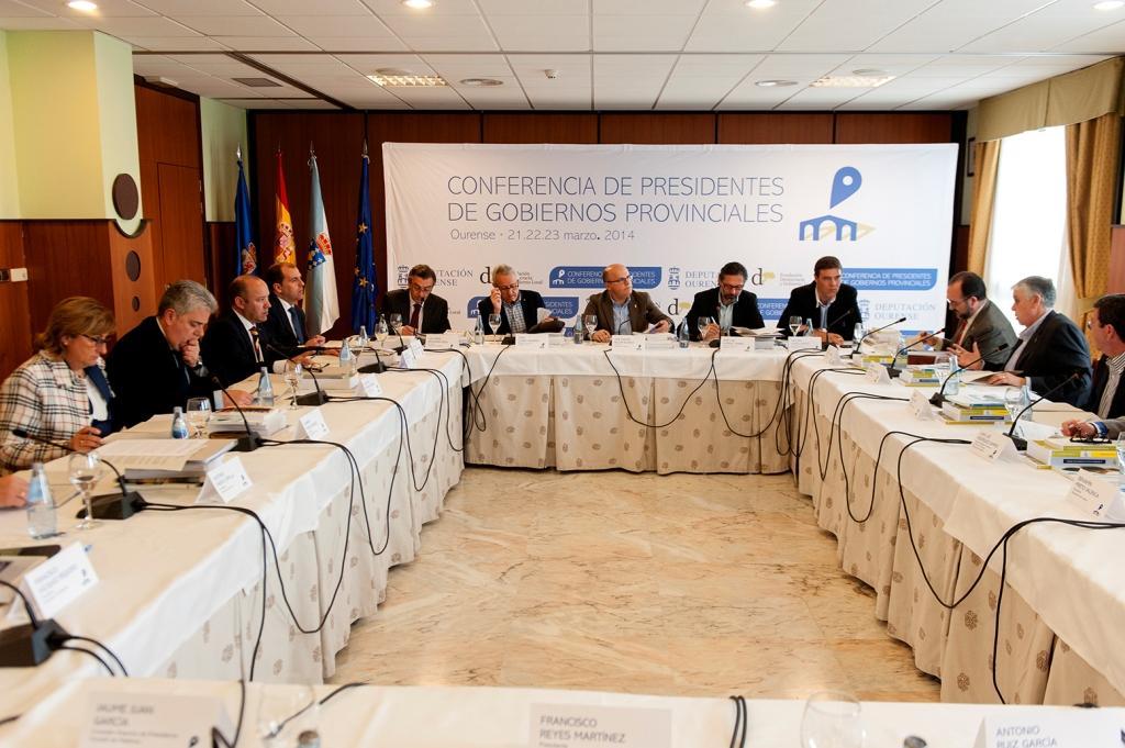 Conferencia de presidentes de gobiernos provinciales
