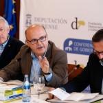 congreso en Ourense - Manuel Baltar
