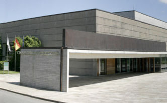 Palacio de congresos, Santiago de Compostela
