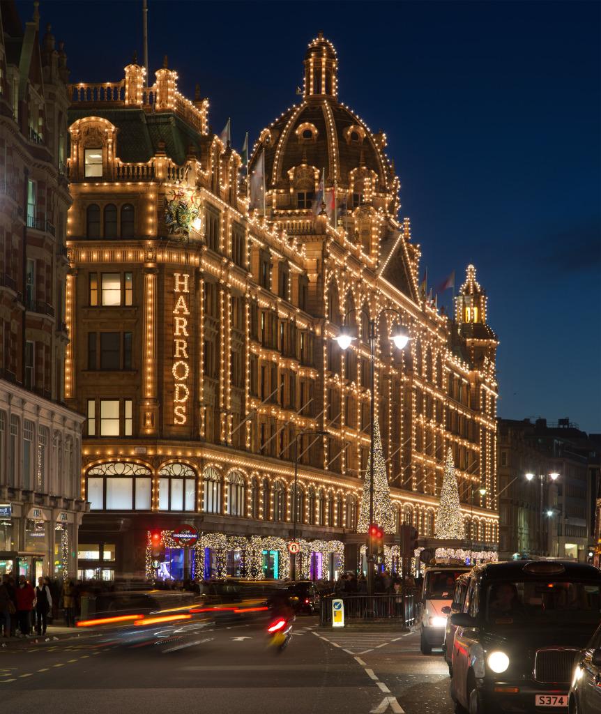 As viaxes de incentivo con personal shopper relanzan destinos clásicos coma Londres