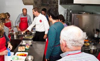 actividad gastronomia pedagógica