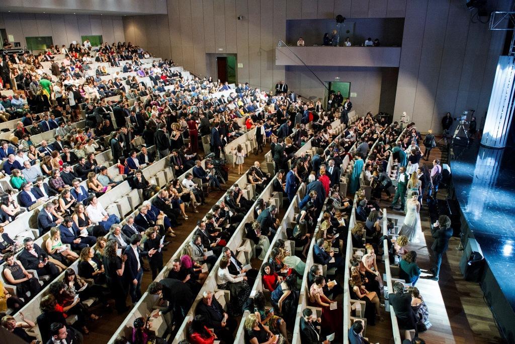 Evento Gala dos Premios Mestre Mateo. Protocolo y Relaciones Públicas