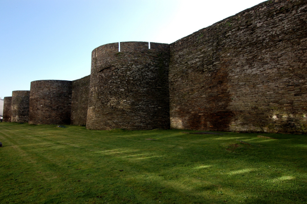 Team Building en Muralla de Lugo