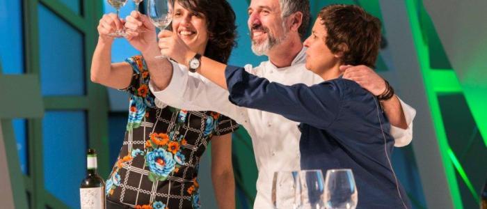 Enocións by Ribeiro con Pepe Solla, Cristina Alcalá...