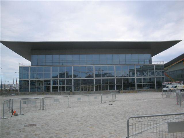 Pazo de Congresos A Coruña, Galicia