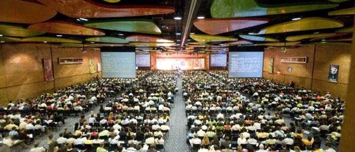Congreso (img via Flickr) Turismo de convenciones