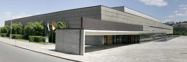 palacio de congresos, Santiago de Compostela, Galicia