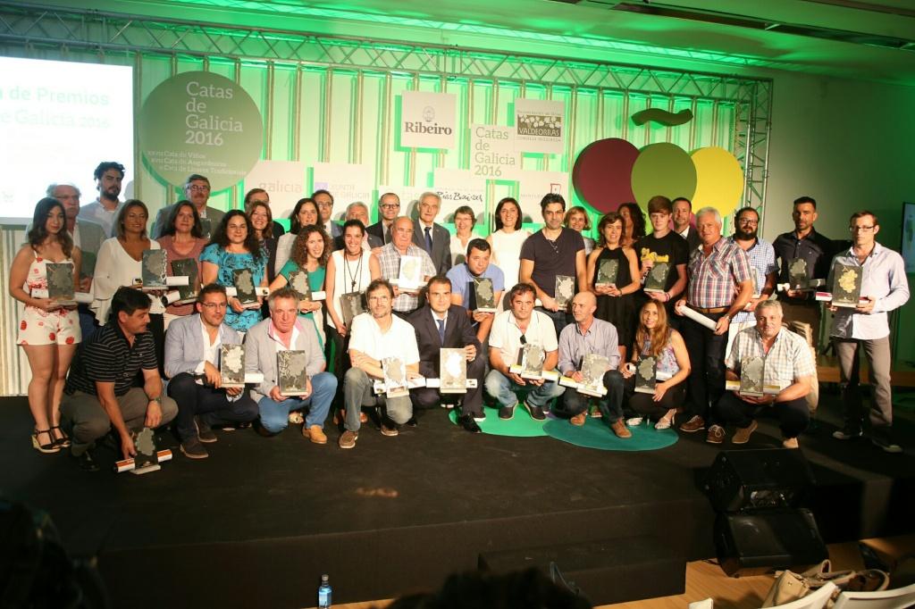Premios Catas de Galicia 2016