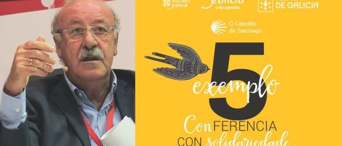 Vicente del Bosque en Congreso