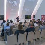 ponencia en el evento Spin 2016