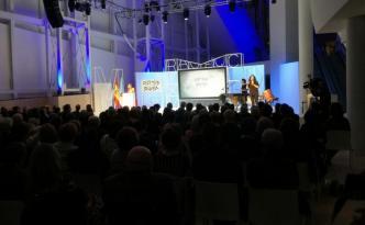 Evento entrega de premios Santiago