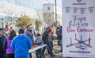 eventos en Cangas de Primagas montado por Trevisani