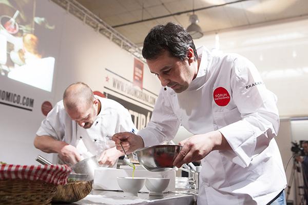 Fórum Gastronómico A Coruña 2017 eventos
