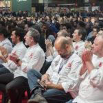 Grupo Nove en forum gastronómico a coruña 2017