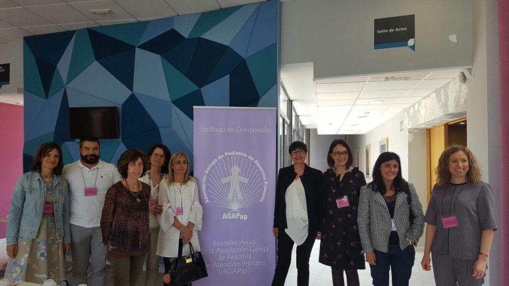 congreso médico de AGAPAP