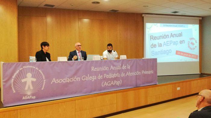 inauguración congreso médico agapap
