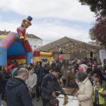actividades niños en fiesta primagas Paiosaco