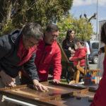 juegos populares en el evento de Paiosaco