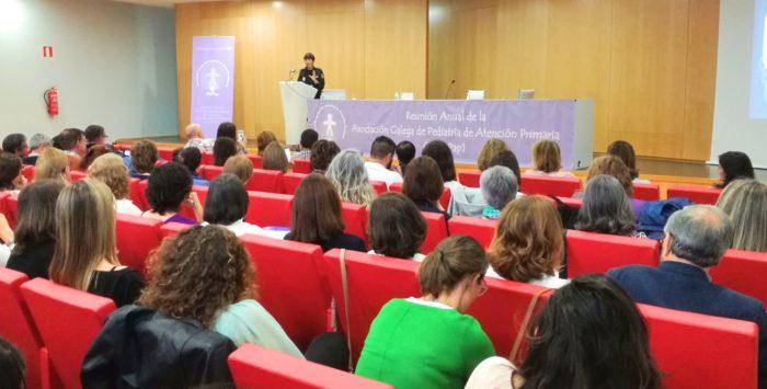 congreso médico AGAPAP Esther Arén