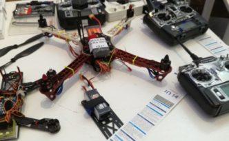 Dron en congreso FP Innova Galicia 2017