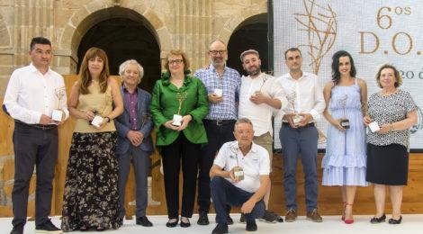 premiados ribeiro 2017 con sus trofeos