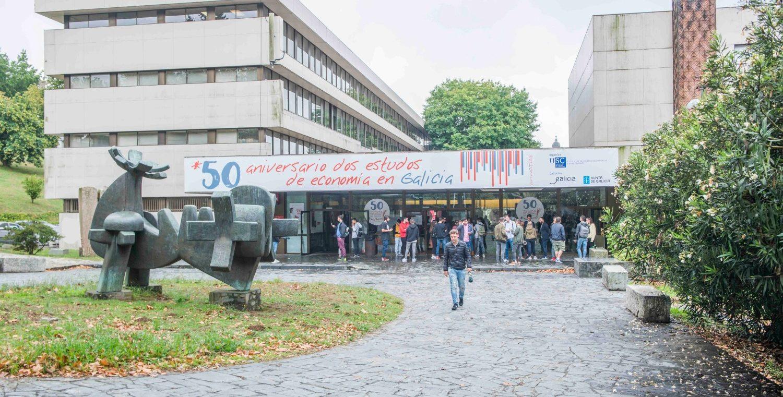 facultad económicas universidad santiago eventos