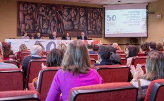 evento universitario en Santiago de Compostela