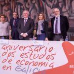 esa inaugural del congreso de profesorado. Eventos Galicia.
