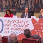 Congreso 50 años de economía en Galicia, Clausura