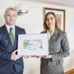 Presentación diseño cupón once económicas Galicia