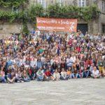 Evento Olimpiada de Economía en Santiago de Compostela