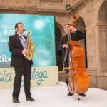 músicos no evento de entrega de premios da D.O. Ribeiro 2018