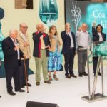 presidentes no evento de entrega de premios da D.O. Ribeiro 2018