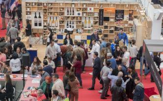 Feria comercial de Fórum Gastronómico A Coruña 2017 Congreso gastronómico en Galicia