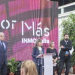 Inauguración de INMOGalia ReforMÁS en EXPOCoruña, feria profesional en A Coruña