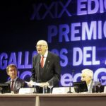 Romay Beccaría, Premio Gallego del Año 2018.