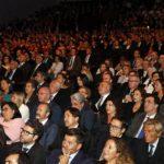premios gallegos del año 2018 público en el Palacio de Congresos y Exposiciones de Galicia