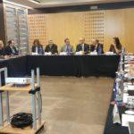 congreso en Santiago de Compostela 54ª reunión Hispano-Lusa congreso sesión