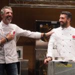 Pepe Solla en Fórum Gastronómico Girona 2018. Evento Gastronómico